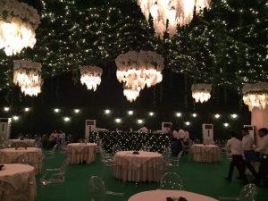 Amitab bacchan diwali party